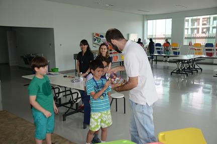 Bilíngue realiza competição Spelling Bee