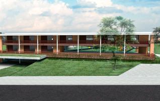 Novo prédio será apresentado aos pais