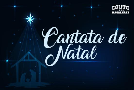 Assista nossa Cantata de Natal